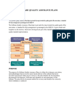 Software Quality Assurance Plans