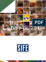 Memoria de Labores SIFE Guatemala 2010