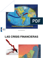 Sesión I - Crisis Financieras