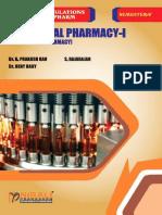 Industrial P. for B. Pharm