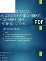 CHAPTER 1 Introduction+Magnetic circuits