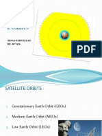 Satellite Orbits by saad randhawa