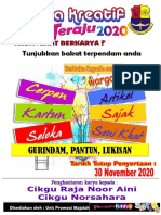 Iklan Karya Kreatif 2020