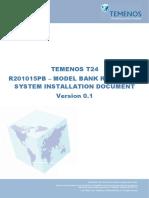 T24 R201015 - Installation Document V0.1
