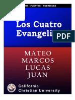 Los Cuatro Evangelios - California Christian University