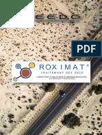 Catalogue du ROXIMAT
