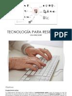 TECNOLOGÍA PARA RESIDENCIAS