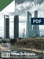 Arquitectura Viva 121 - Torres de Espana