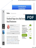 Facebook Pages Are a Bad Investment for Small Businesses - Forbes.pdf