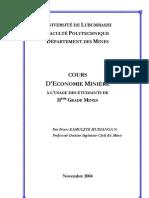 Cours d'économie Minière.pdf
