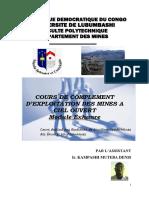 cours d'exhaure pdf.pdf