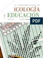 Revista Intercontinental de Psicología y Educación Vol. 13, núm. 1