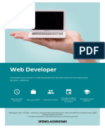 Path - Web Developers - OpenClassrooms