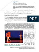 D_Introduction to Philippine Folk Dance