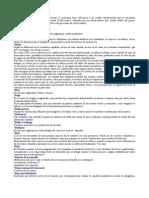 DICCIONARIO JURIDICO - B