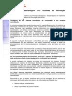 Sistema de Informação  Módulo 6