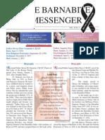 The Barnabite Messenger Vol.39 No.1 - Spring 2011