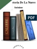 Breve Historia De La Nueve - Anonimo