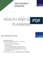 Wk 3  Health & Safety Planning.pptx