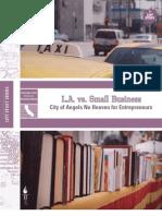 L.A. vs. Small Business