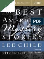 Best American Mystery Stories 2010 Excerpt