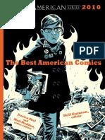 Best American Comics 2010 Excerpt