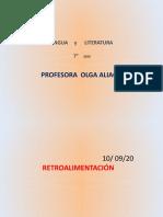 PPT LENGUA     y      LITERATURA 7° AÑO  LOS TEXTOS ARGUMENTATIVOS.pptx