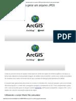 ArcGIS_ Aprenda a gerar um arquivo JPEG georreferenciado _ Processamento Digital