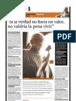 Luis Jaime Cisneros (filólogo), PuntoEdu. 29/08/2005
