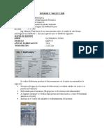Informe grupo Olympian 2 de Azuca