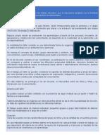 Modalidades de trabajo (taller. proyecto, unidad, rincon, situacion didactica y centros de interes)