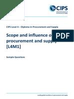 L4M1 Sample Questions FV07.2020