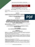 Ley de Propiedad en Condominio de Inmuebles en El Distrito Federal.df 27 Ene 2011