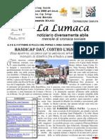 a) La Lumaca Ottobre 2010