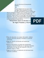 CLASE 02 FACTIBILIDAD DE SERVICIOS