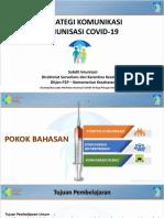 6. Strategi Komunikasi Imunisasi COVID-19