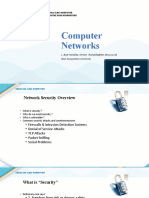 Computer Network - Topic 12