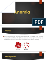 Clase 8 Anemia