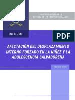 Informe-PDDH El Salvador