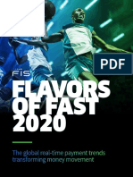 Flavors of Fast Report 2020
