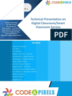 Smart Classroom Services Provider, Hyderabad   Digital Teacher
