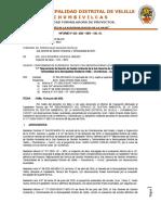 INFORME Nº 22 CONFORMIDAD EXP TEC MEDIO AMBIENTE