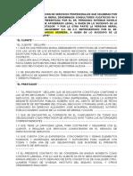 PRESTACION DE SERVICIOS CONSULTORES YUC.- BNB MANAGEMENT octubre