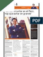 José Antonio La Rosa (director de Supera), PuntoEdu. 28/03/2005