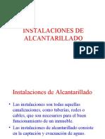 instalacionesdealcantarillado-091121084241-phpapp01