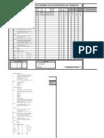 CONTROLE ESTATÍSTICO DE ACIDENTES DE TRABALHO - planilha Excel