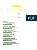 Metodo de diseño de Mezclas. Curvas del Dr Abrams