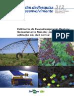Estimativa de evapotranspiração real por sensoriamento remoto.pdf