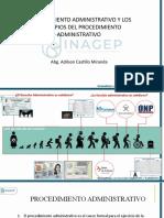 Modulo 4 - El procedimiento administrativo (INAGEP)