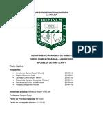 informe de lípidos unalm desarrollado